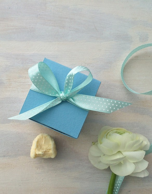Cukrowy Butik_Mini Box Baby Blue