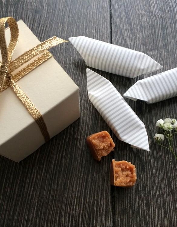 Cukrowy Butik Mini Box Słomkowy Całus 1