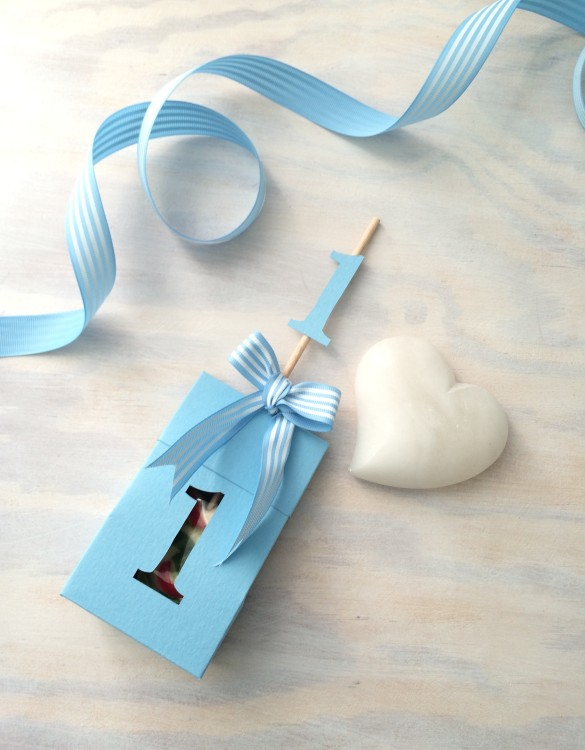 Cukrowy Butik_Torebeczka Baby Blue roczek