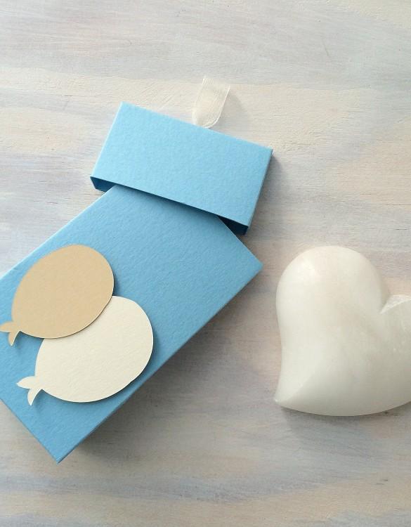 Cukrowy Butik_Torebeczka Baby Blue baloniki na niebie