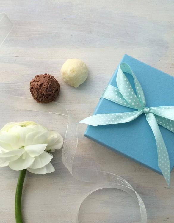 Cukrowy Butik_Minibombonierka Baby Blue