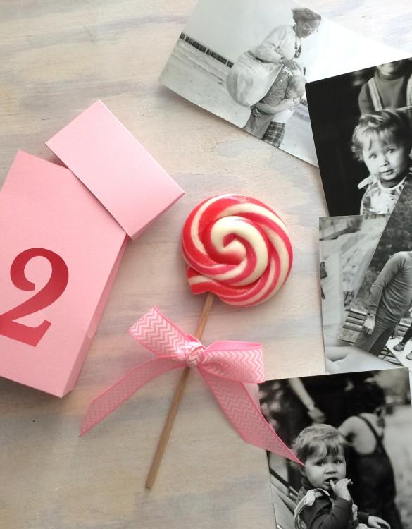 Cukrowy Butik_Torebeczka Miss Kropeczka dla dwulatka